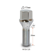 17mm Hex Lug Bolts